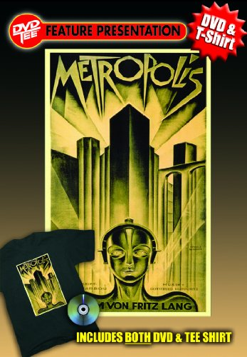 Metropolis [DVD] [1927] [Region 1] [US Import] [NTSC]