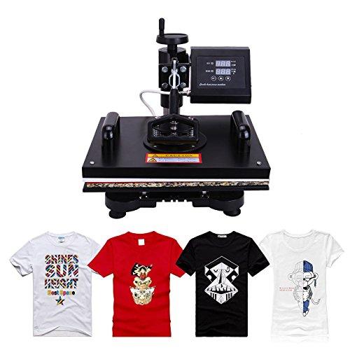 Flipboard Press: Top 5 Best T-Shirt Sublimation Heat Transfer Press