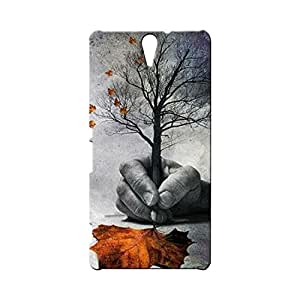 BLUEDIO Designer Printed Back case cover for Sony Xperia C5 - G2774