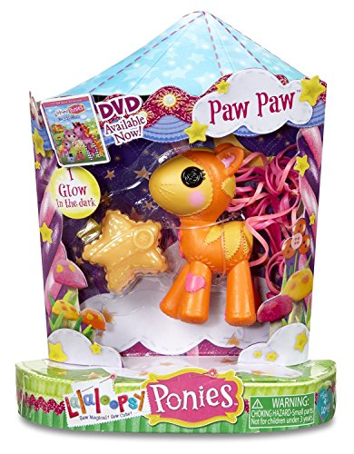 Lalaloopsy Baby Ponies- Paw Paw