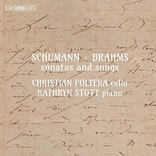 SACD : BRAHMS / POLTERA / STOTT - Sonatas & Songs