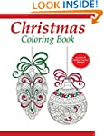 Christmas Coloring Book: A Holiday Co...