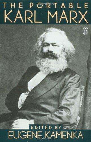 The Portable Karl Marx (Portable Library)