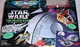 MICRO MACHINES STAR WARS THE DEATH STAR 1993
