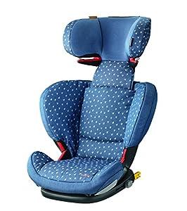 Bébé Confort RodiFix - Silla de coche, grupo 2/3, color azul marca Dorel