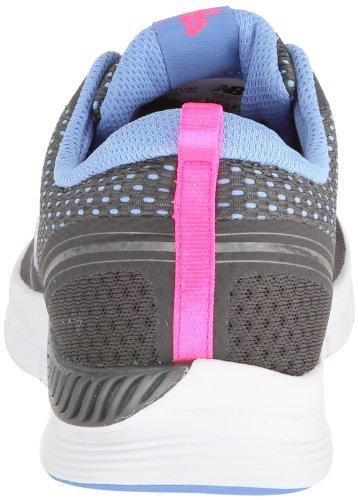 888098101157 - New Balance Women's 711 Mesh Cross-Training Shoe,Dark Grey/Purple,5.5 D US carousel main 1