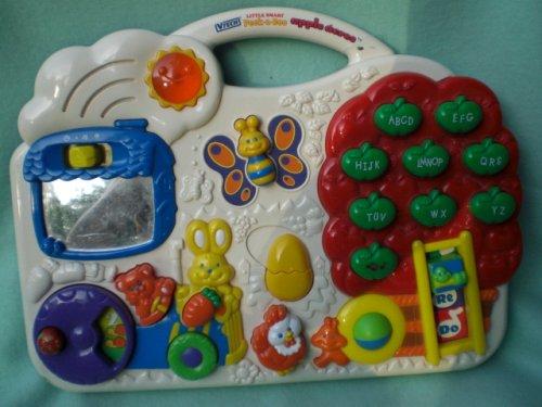 Vtech, Little Smart, Peek a Boo Apple Acres Toy - 1