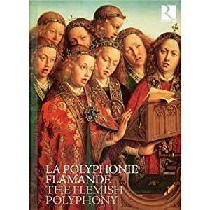 The Flemish Polyphony - 200 pages colour book in English, French, German and Dutch + 8 CDs in a magnificient box