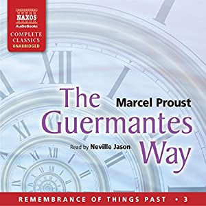 The Guermantes Way Audiobook