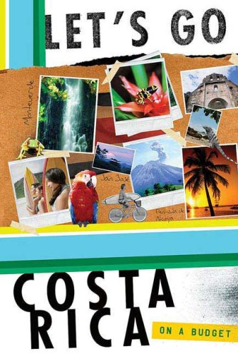 Let's Go Costa Rica 4th Edition