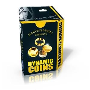 Marvin's Magic Dynamic Coins