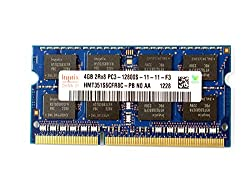 Hynix HMT351S6CFR8C-PB 4GB PC3-12800S DDR3 1600MHz non-ECC Unbuffered Memory