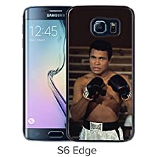 buy Samsung Galaxy S6 Edge Muhammad Ali Black Screen Cellphone Case Luxurious And Cool Design