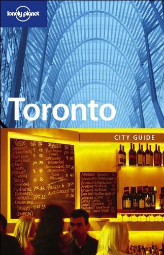 Lonely Planet Toronto (City Guide) front-1012735