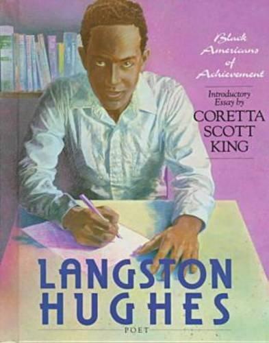 Langston Hughes (Baa) (Black Americans of Achievement)