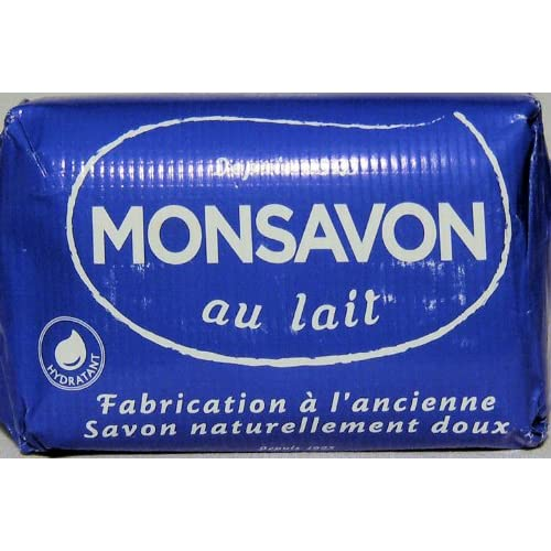Amazon.com : Monsavon Au Lait Soap -200g : Bath Soaps : Beauty