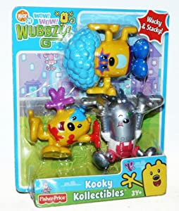 Wow wow wubbzy kooky kollectibles