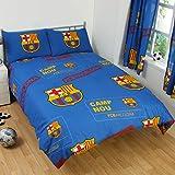 Barcelona Official Double Duvet Cover Set - Multi-Colour