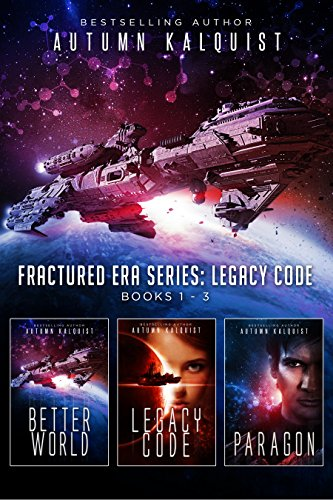 Fractured Era: Legacy Code Bundle by Autumn Kalquist ebook deal