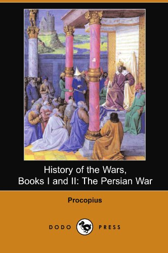 History of the Wars, Books I & II: The Persian War