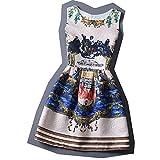 ギグアント(GiGant) レディース ワンピース 春 夏 ドレス パーティー ガールズ ノースリーブ ワンピ 色鮮やか カラフル 選べる7色