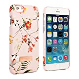 Ted Baker SIMETO Botanical Bloom Hard Shell Case with Plate for 4.7 inch Apple iPhone 6