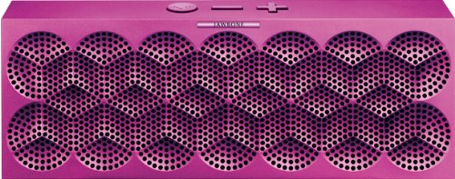 Mini Jambox By Jawbone Wireless Bluetooth Speaker - Purple Snowflake - Retail Packaging