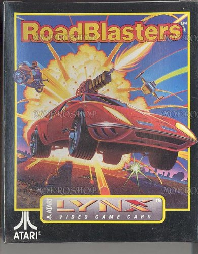 RoadBlasters - Lynx
