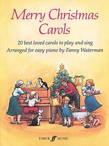 Merry Christmas Carols: (Piano)