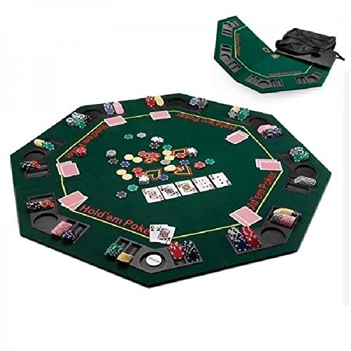 MGM - Plateau table poker octogonal