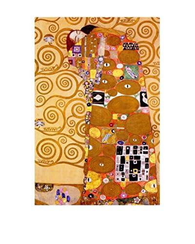 Picture Lienzo Abbraccio - Klimt Gustav