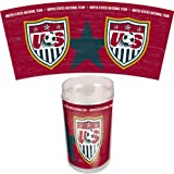 Wincraft US Soccer 16oz 4 Pack Tumbler