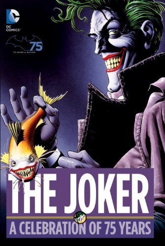 The Joker: A Celebration of 75 Years at Gotham City Store