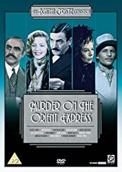 Murder on the Orient Express [Reino Unido] [DVD]