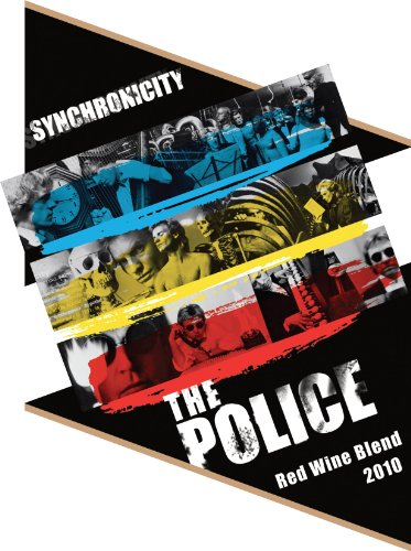2010 The Police Synchronicity Red Wine Blend Mendocino County 750 Ml