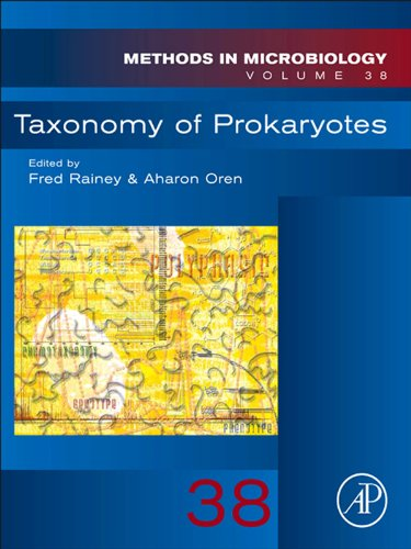 Taxonomy Of Prokaryotes (Methods In Microbiology)