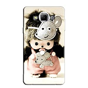 TEDDY MOUSE BACK COVER FOR SAMSUNG A7
