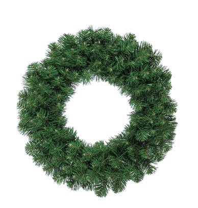 Kaemingk 680454 Imperial pine Kranz, Soft Nadel PVC, innen, Durchmesser 35 cm thumbnail