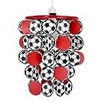 MiniSun - Boys Red United Football Be...