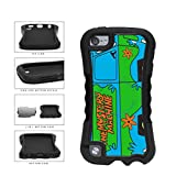 BleuReign(TM) The Mystery Machine Van 2-Piece Dual Layer Phone Case Back Cover For Apple iPod Touch 5th Generation