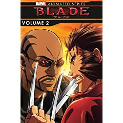 Marvel Anime: Blade, Season 1, Vol. 2
