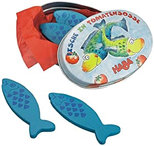 Fish In a Tin - Wooden Play Food