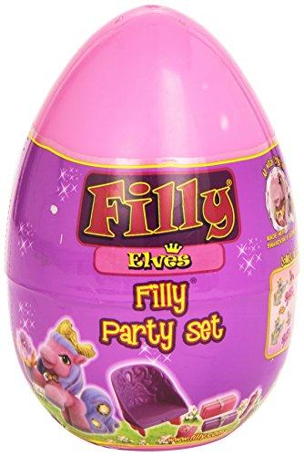 Simba Toys - Filly Elfi Partyset, 6 Soggetti, Modelli Assortiti