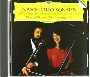 Bach: Cello-Sonates Pour Violoncelle ,BWV 1027-1029