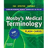 Mosby's Medical Terminology Flash Cards 2nd. Editon by Mosby