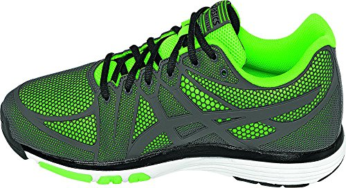 Asics Men's Gel Exert TR Training Shoe,Titanium/Silver/Black,10 M US