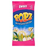 Popz Microwave Popcorn 100g Sweet (Pack of 15)