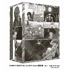 yAmazon.co.jpz COWBOY BEBOP / JE{[Crobv Blu-ray BOXiAmazonG _`BOXEz|X^[EAmazonG|XgJ[h10ETDVDtj [SY]