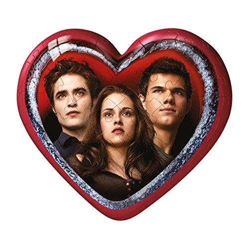Twilight Saga: Eclipse Treasure Heart, 60 pc Bella, Jacob, Edward