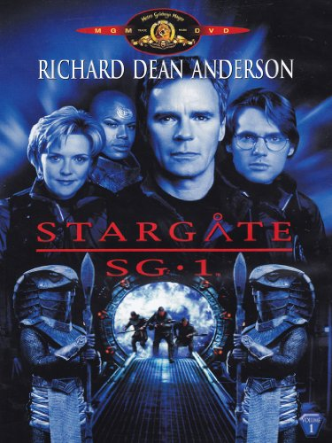 Stargate SG-1 Stagione 01 Volume 01 Episodi 01-03 [IT Import]